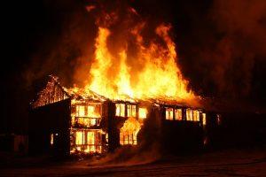 Vergelijk uw huis brand af